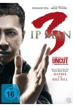 IP Man 3 - Uncut DVD-Cover