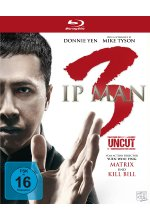 IP Man 3 - Uncut Blu-ray-Cover