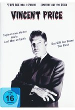 Vincent Price Box  [LE] [3 DVDs] DVD-Cover