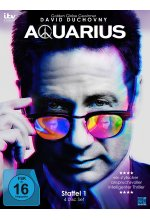 Aquarius - Staffel 1  [4 DVDs] DVD-Cover