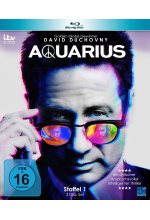 Aquarius - Staffel 1  [3 BRs] Blu-ray-Cover