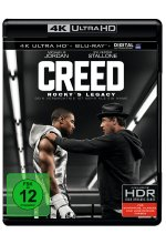 Creed - Rocky's Legacy  (4K Ultra HD) (+ Blu-ray) Cover