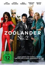 Zoolander 2 DVD-Cover