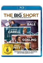 The Big Short Blu-ray-Cover