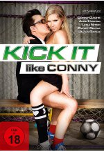 Kick It Like Conny DVD-Cover