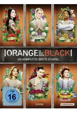 Orange is the New Black - 3. Staffel  [5 DVDs] DVD-Cover