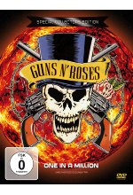 Guns N' Roses - One In A Million/Unauthorized Documentary  [SE] [CE] DVD-Cover