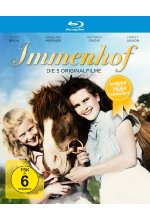 Immenhof - Die 5 Originalfilme - Remastered  [2 BRs] Blu-ray-Cover
