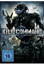 Kill Command DVD-Cover