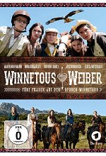 Winnetous Weiber DVD-Cover