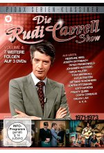 Die Rudi Carrell Show - Volume 4  [3 DVDs] DVD-Cover