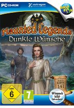 Haunted Legends - Dunkle Wünsche Cover
