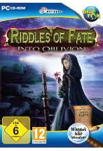 Riddles of Fate - Into Oblivion Cover