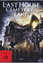 The Last House on Cemetery Lane DVD-Cover