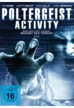 Poltergeist Activity DVD-Cover
