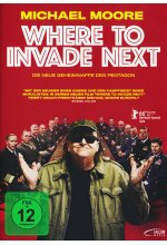 Where to invade next DVD-Cover