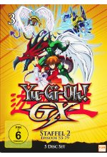 Yu-Gi-Oh! - GX - Staffel 2/Episode 53-79  [5 DVDs] DVD-Cover