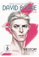 David Bowie - The Story  [LCE] DVD-Cover