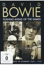 David Bowie - Pushing Ahead of the Dames DVD-Cover