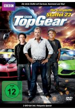 Top Gear - Season 22  [3 DVDs] DVD-Cover