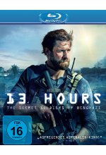 13 Hours - The Secret Soldiers of Benghazi Blu-ray-Cover