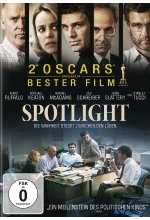 Spotlight DVD-Cover