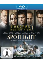 Spotlight Blu-ray-Cover