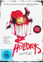 Holidays - Surviving Them Is Hell - Uncut DVD-Cover