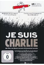 Je Suis Charlie DVD-Cover