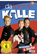 Da kommt Kalle - Staffel 4  [4 DVDs] DVD-Cover