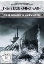 Hitlers letzte U-Boot Waffe DVD-Cover