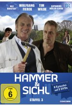 Hammer & Sichl - Staffel 3  [2 DVDs] DVD-Cover