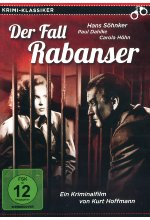 Der Fall Rabanser DVD-Cover