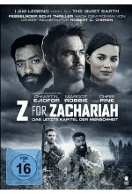 Z for Zachariah DVD-Cover