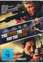 The Good, the Bad and the Dead - Uncut DVD-Cover