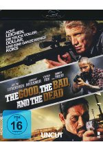 The Good, the Bad and the Dead - Uncut Blu-ray-Cover
