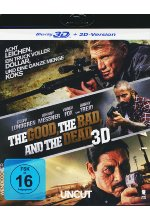 The Good, the Bad and the Dead - Uncut  (inkl. 2D-Version) Blu-ray 3D-Cover