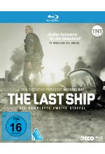 The Last Ship - Staffel 2  [3 BRs] Blu-ray-Cover