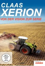 Claas Xerion DVD-Cover
