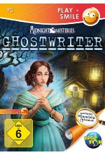 Midnight Mysteries - Ghostwriter Cover