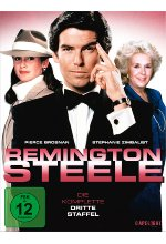 Remington Steele -  Die komplette dritte Staffel  [7 DVDs] DVD-Cover
