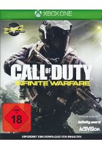 Call of Duty 13 - Infinite Warfare Cover
