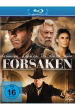 Forsaken Blu-ray-Cover