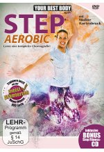 Your Best Body - Step Aerobic  (+ CD) DVD-Cover