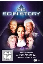 Die Sci-Fi Story  [2 DVDs] DVD-Cover