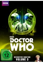 Doctor Who - Sechster Doktor - Vol. 3  [5 DVDs] DVD-Cover