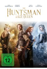The Huntsman & The Ice Queen DVD-Cover