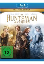 The Huntsman & The Ice Queen - Extended Edition Blu-ray-Cover