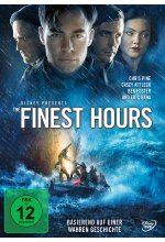The Finest Hours DVD-Cover