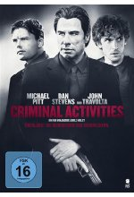 Criminal Activities DVD-Cover